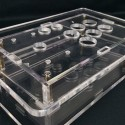 Kit Plexiglass Case Arcade